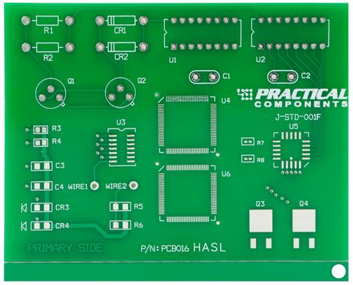 Image result for j-std-001 board layout